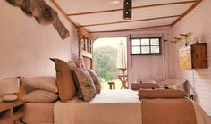 Rustique Guest House Bed, House, Furniture, Home Decor, Rustic, Decoration Home, Stream Bed, Home, Room Decor