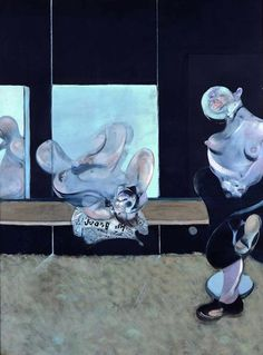 """ Francis Bacon, Studies from the Human Body, 1975 more EXQUISITEness inside """