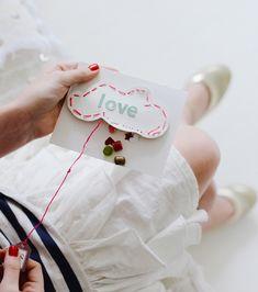 Love Shower Piñata Valentine