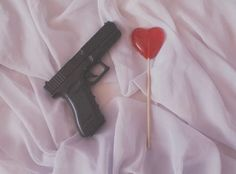 Lollipops and guns