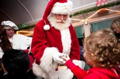 Take a Trip on the Polar Express Grand Canyon Railway | Red Tricycle
