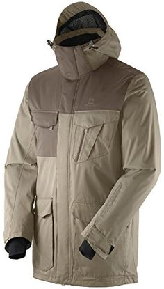 Salomon Mens Sashay 2l Jacket Navajo Large     To view further for this  item, visit the image link. This is an Amazon Affiliate links. 9129e9407f