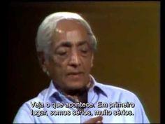 J.Krishnamurti - O que devo fazer neste mundo