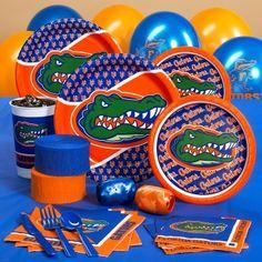 Florida Gator - Party Supplies