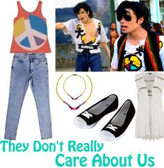 They don't really care about us inspired outfit