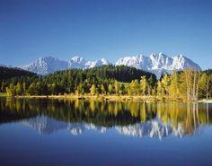Wilder Kaiser - Schwarzsee, Kitzbuhel our honeymoon destination Travel Around The World, In This World, Around The Worlds, The Places Youll Go, Places To Go, Us Honeymoon Destinations, Wilder Kaiser, Tirol Austria, European Vacation