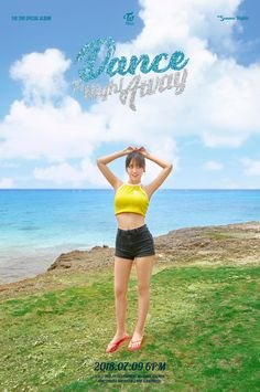 TWICE's Momo, Nayeon, and Jungyeon enjoy a beach day in more 'Dance the Night Away' teaser images J Pop, Nayeon, Kpop Girl Groups, Korean Girl Groups, Kpop Girls, Extended Play, Twice Chaeyoung, Sana Momo, Dahyun