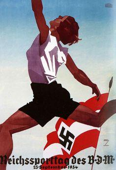 Ludwig Hohlwein, Nazi propaganda poster
