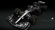 Toro Rosso's New Honda-Powered STR13 Would Look Cool In Chrome