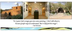 degrazia paintings for sale | DeGrazia Gallery In The Sun - Judi Monday, Your Green Valley AZ Expert ...