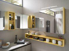 Meuble Salle De Bain En Chêne Blanchi Wood Delpha SDB - Meuble de salle de bain delpha pour idees de deco de cuisine