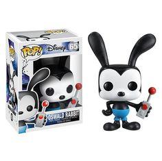 Oswald Rabbit - Funko Pop! Vinyl Figure