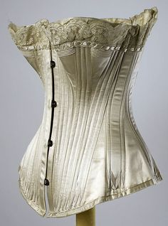 Victorian Corsets | Ladies From Other Centuries