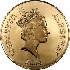 Alderney: Alderney pound coin