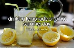 Pink lemonade to be specific <3 #Just Girly Things