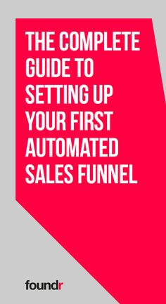 Learn how to capture prospects and make money while you sleep with these automated sales funnels (includes of examples). Marketing Automation, Inbound Marketing, Email Marketing, Digital Marketing, Mobile Marketing, Content Marketing, Affiliate Marketing, Business Sales, Business Marketing