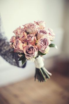 I don't want just roses in my bouquet but I do love these :)