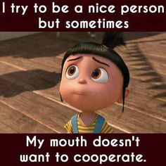 24 Minion Quotes That Are Great Funny Minion Pictures, Funny Minion Memes, Funny School Jokes, Minions Quotes, Funny Jokes, Minion Humor, Funny Images, Funny True Quotes, Funny Relatable Memes