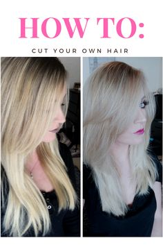 How To: Cut Your Own Hair | Salons, Makeup and Beauty blogs