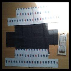 一番最初に書いたブログのミニボストンバッグ作り方UPします出来上がりサイズ(約/cm):W18.5×H12×D7.5表底1枚、表上部2枚、ウラ布1枚を裁断する…