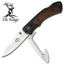 KNIFE COLTELLO ELK RIDGE 191 DA CACCIA PESCA SURVIVOR SURVIVAL FOLDING CAMPING