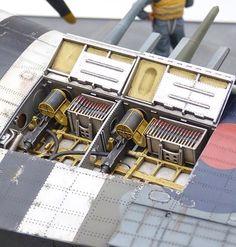 Airfix 1:24 Hawker typhoon