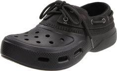 crocs Men's Islander Sport Boat Shoe #crocs #Mens #Islander #Sport #Boat #Shoe