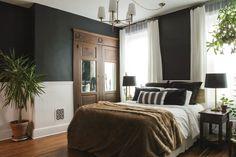 Master Bedroom Before + After