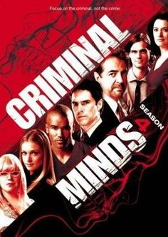 Now this is how you build characters...  Criminal Minds on CBS Wednesdays at 9pm    (Image from IMDB  http://www.imdb.com/media/rm562989312/tt0452046)