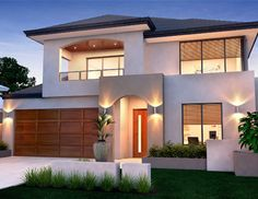 15 Best Home Images On Pinterest Facades Modern Houses