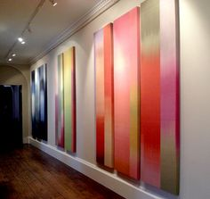 Chromatogenous - an installation at Chatsworth House presented by Sotheby's. Made by Ptolemy Mann