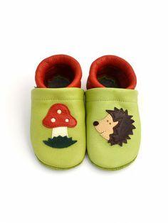 #zapatos de #piel y #artesanales para #bebes
