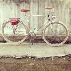 Vintage Peugeot (650b tires)