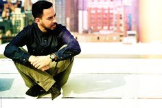 MIKE SHINODA / LINKIN PARK / FAVE NEW PIC