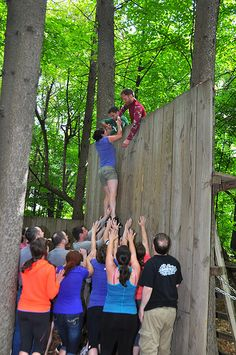 Low Ropes Course | by Tyler Place Family Resort #TPbucketlist