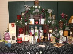 #Scentsy Holiday Display  houseofmorrison.scentsy.us