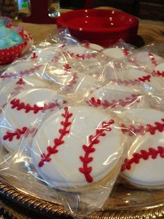 vintage baseball baby shower party ideas