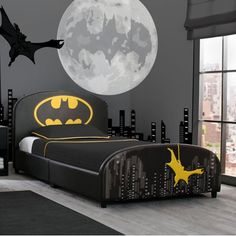 220 Best Batman bedroom images | Batman bedroom, Batman ...