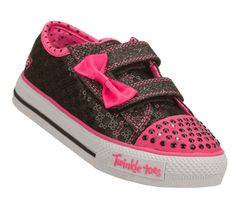 Girls' Twinkle Toes: Shuffles - Sweet Steps-maybe Aubris school shoes