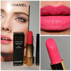 Chanel Lipstick in 65.