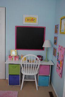 Kids Bedroom Desk