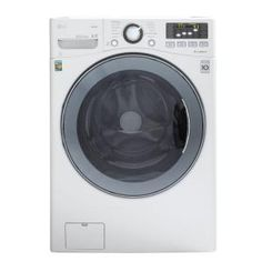 LG Electronics 4.0 cu. ft. High-Efficiency Front Load Washer in White, ENERGY STAR-WM3470HWA at The Home Depot