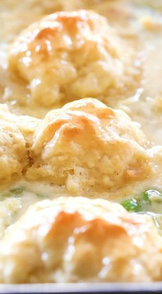 Chicken and Dumpling Casserole- Will make in same skillet will make this a one pan dish