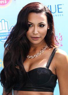 5 Hair Tricks Latinas Should Know, from the Guy Who Made Naya Rivera Look THIS Amazing   Glam Belleza Latina