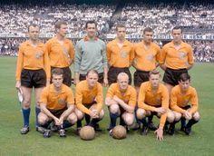 1964 Holland, Top, left to right: Gerardus Jacobus Alphonsus 'Fons' van Wissen…