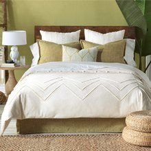 Earthy Bedroom Decorating - Cultivate a relaxing, organic look with nature-inspired hues.