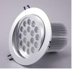 18*1w led down light 135*120MM