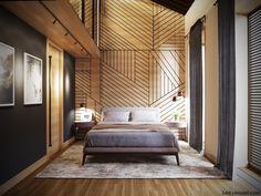 Bildergebnis für vertical wood panels interior #GreatHomeDecorIdeasForTheBedroom