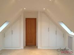 Image result for loft conversion wardrobes
