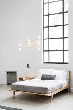 Home Remodel Open Concept Atomium raw brass pendant lamp Brass Lamp, Pendant Lamp, Brass Pendant, Modern Chandelier, Scandinavian Design, Home Remodeling, Bedroom Decor, Design Bedroom, House Design